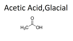 Acetic Acid Glacial 99 85 High Purity 1000ml Poly Bottle