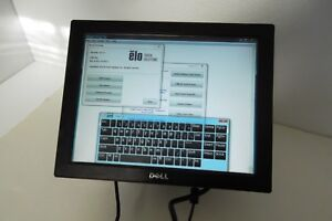 Dell E157fpte Touchscreen Pos retail Lcd Monitor 15 Vga Usb Line In 450 1 Xm180