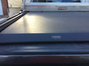 Access Black Vinyl Tool Box Roll Up Tonneau Cover For Tundra W 6 6 Bed W Bed R