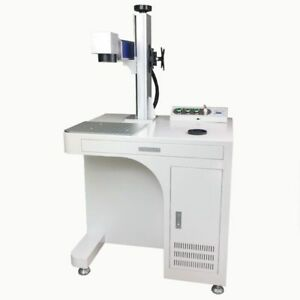 Cheapest Fiber Laser Marking Machine 30w Maxphotonics Source For Metal Jewelry
