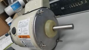 Emerson Motor 115v 1625rpm 1 8hp 1ph