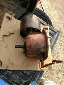 Allis Chalmers C B Belt Pulley Pto Assembly
