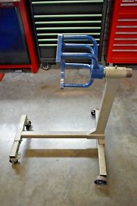 Porsche 996 997 Boxster Cayman Forged Engine Stand 1 2 Ton 1000 Lbs