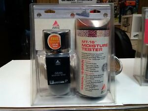 Agco Mt 16 Grain Moisture Tester With Carrying Case Fx08130 new