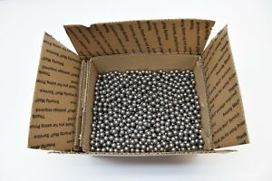 650 1 2 Inch Lot Of Chrome Steel Bearing Balls 50 Free Shipping