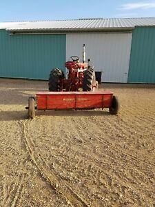 Mccormick Deering Seeder Vintage Antique