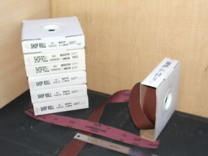 400 And 500 Grit Sanding Shop Roll Qty 1 Each 2 Total