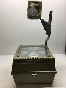 Buhl Overhead Projector 90ed Tested Used