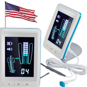 Usa Dental Endodontic Apex Locator Root Canal Finder Meter Color 4 5 Lcd Screen