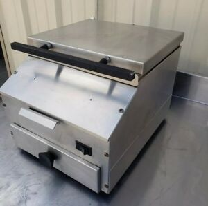 Emberglo Es5m Half Size Pan Steamer Commercial Restaurant Equipment Countertop