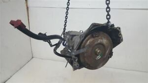 Transmission Assembly Automatic 1995 95 Caprice Roadmaster Crack In Bellhousing