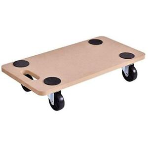 Moving Dolly Heavy Duty Wood Furniture Dllies Movers Carrier 23 X11 5