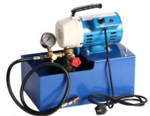 Testing Pump 2 5mpa Hydraulic Piston Electric Pressure New Test Pump 220v Ou