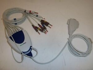 Welch Allyn 400293 Ekg Acquisition Module Patient Cable