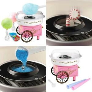 Electrics Vintage Collection Hard And Sugar Free Cotton Candy Maker Party Kit