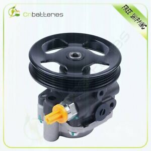 Power Steering Pump W Pulley For Toyota Tacoma 2 7l 01 04 21 5248 4431004120