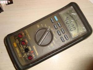 Tektronix Dmm252 Handheld Digital Multimeter W o Test Lead