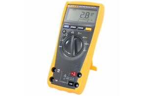 Fluke 177 Digital Multimeter 6000 Count Dmm With Backlight