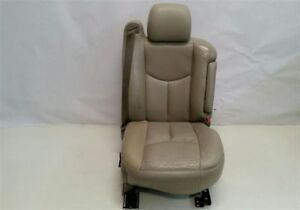 Front Passenger Leather Seat 03 04 05 06 Opt An3 Avalanche Yukon Oem