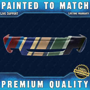 New Painted To Match Front Bumper Cover For 2003 2006 Chevy Silverado Ss 03 06