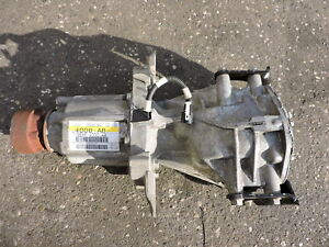 2011 2017 Ford Explorer Taurus Rear Differential Carrier Police Package