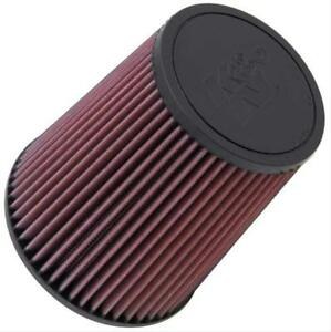 K N Air Filter Filtercharger Conical Cotton Gauze Red 4 Dia Inlet Ea Rf 1015