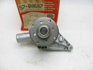 Nos Vera 57 00687 Engine Water Pump For 1965 1971 Mg Mgb