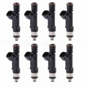 8pcs Fuel Injectors For Ford F 150 Ford F 250 Super Duty E 250 Expedition 5 4l
