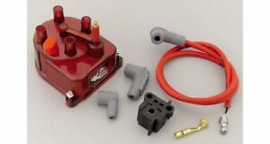 Msd Distributor Cap Female Socket style For Use On Honda Acura 4 cyl 82921