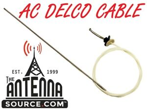 Power Antenna Mast Cable New Delco Fits 1993 1996 Cadillac Fleetwood