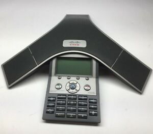Cisco Cp 7937g 2201 40100 001 Voip Conference Station Business Phone 7937