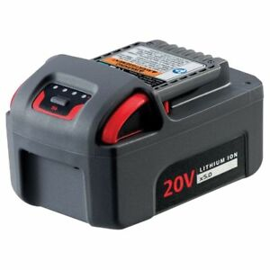 Ingersoll rand Bl2022 Iqv20 Lithium ion 20v 5 0 Ah Battery 2018