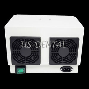 New Handler Etcher Catcher Dust Collector For Dental Lab Etching Sandblasting