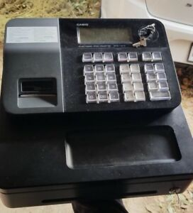 Casio Pcr t273 Cash Register