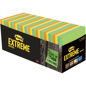 Post it reg Extreme Notes xtrm3332cbnt