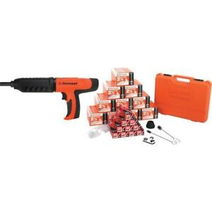 Ramset Semi Automatic Powder Actuated Tool Actuation Cobra Value Pack Pin Loads