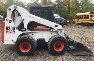 Bobcat A300 High Flow With Only 935 Original Hours 2397