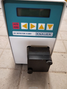 Knauer Uv Detector K 2001 Used
