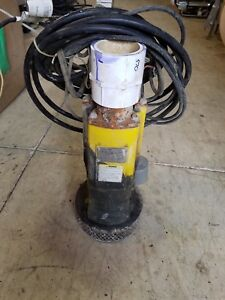 Wacker Submersible Ps3 1500 Electric Water Pump 220v 3 In