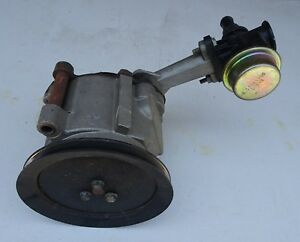 1970 1972 Chevrolet Camaro Air Injection Pump Chevy Ds17084025 10393 Smog Car