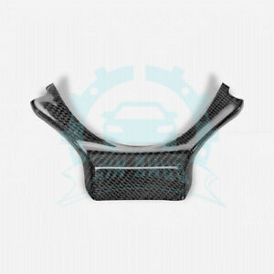 Steering Wheel Cover Inner Parts For Lexus Is250 Is300 2013 Carbon Fiber