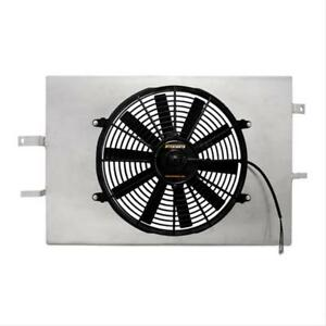 Mishimoto Electric Fans With Shroud Single 954 Cfm 5 6 Amps Ford Kit