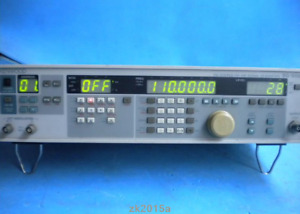 1pc Kenwood Sg 5110 Fm Stereo Fm am Signal Generator Used