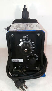 1 Used Pulsatron Lb64sa vvc9 xxx Metering Pump 30 Gpd Ser A Plus make Offer