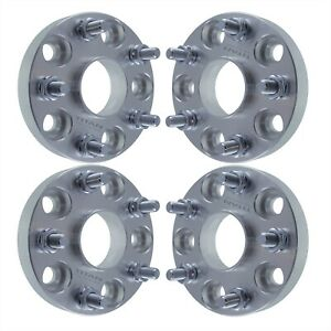 4 25mm 1 5x114 3 Hubcentric Wheel Spacers For Toyota Camry Mr2 Supra 60 1mm