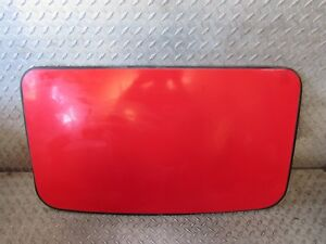 97 98 99 00 01 Hyundai Tiburon Sunroof Sun Moon Roof Glass