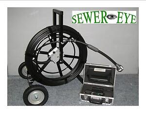 Sewereye Camera Systems Sewer Camera Pipe Video Inspection Camera System