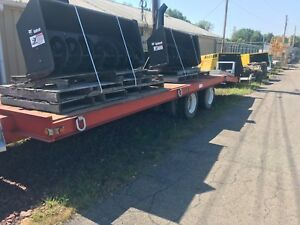 Cross Country Tandem Axle 20 Ton Trailer
