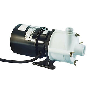 2 md Little Giant r Magnetic Drive Pump With 1 30 Hp 115v Open Motor