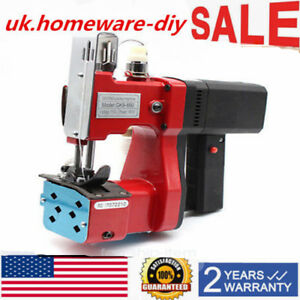 Industrial Electric Bag Stitching Sack Closer Seal Sewing Machine free Shiping